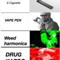 evolution of vapor