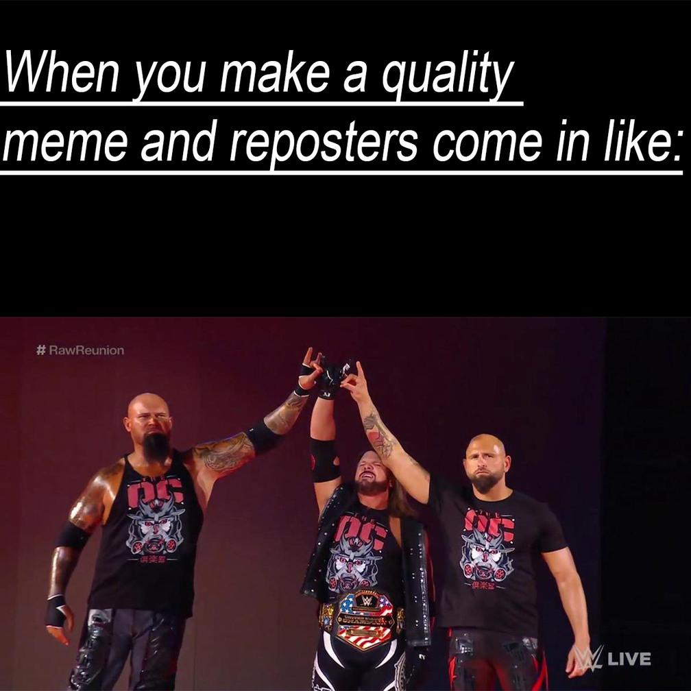 Big oc - meme