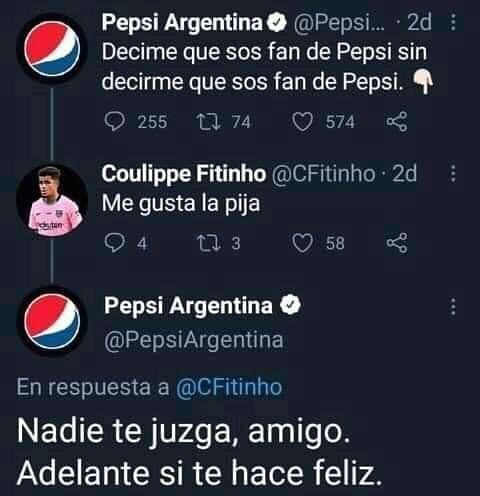 Pepsi domador :pukeceral: ;raising: - meme