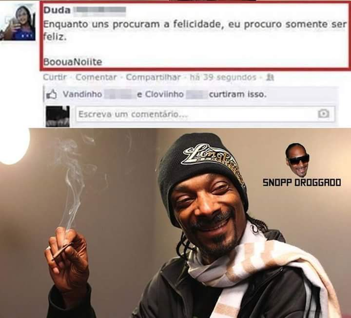 Snoop Drogaduh - meme