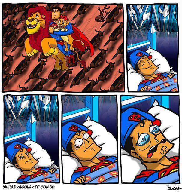 The super feels - meme
