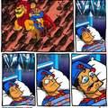 The super feels