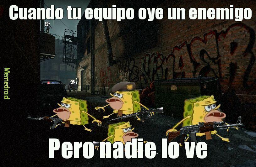 L4D es vida - meme
