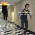 There's no escape