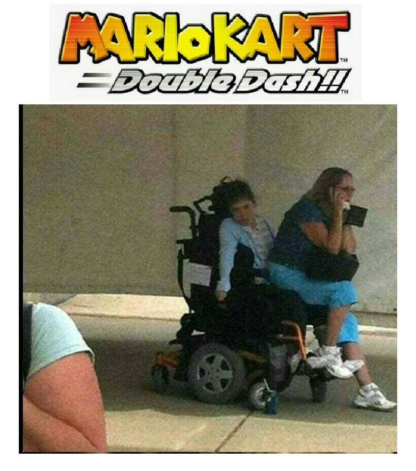 Mario: aquele que... - meme