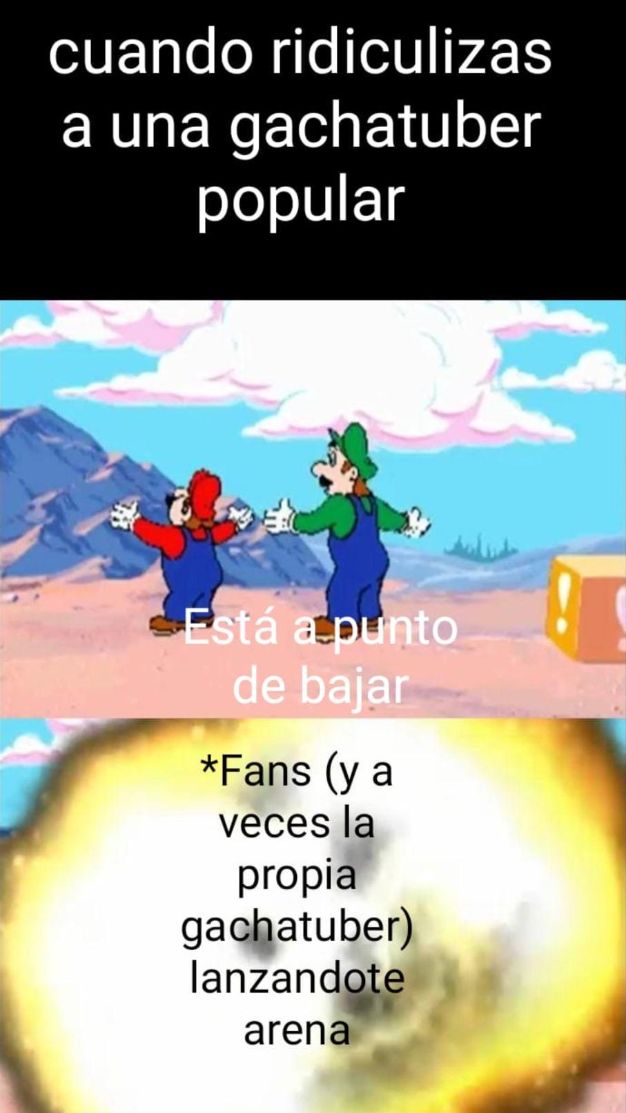 Hotel Mario - meme