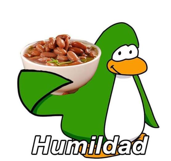 humildad - meme