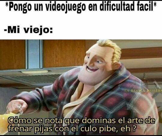 Maricón - meme