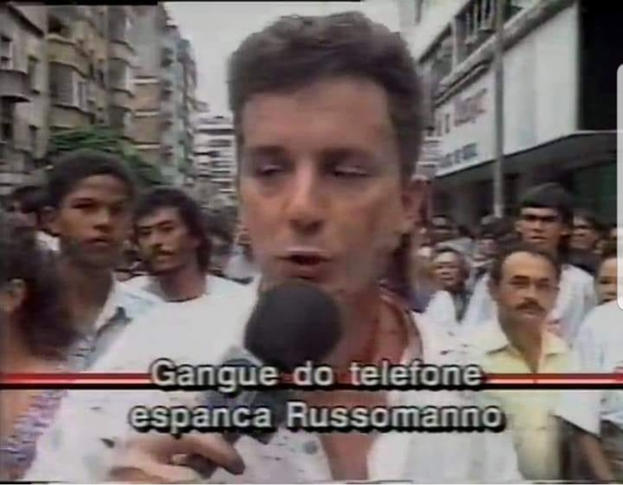 Celso russo humano - meme