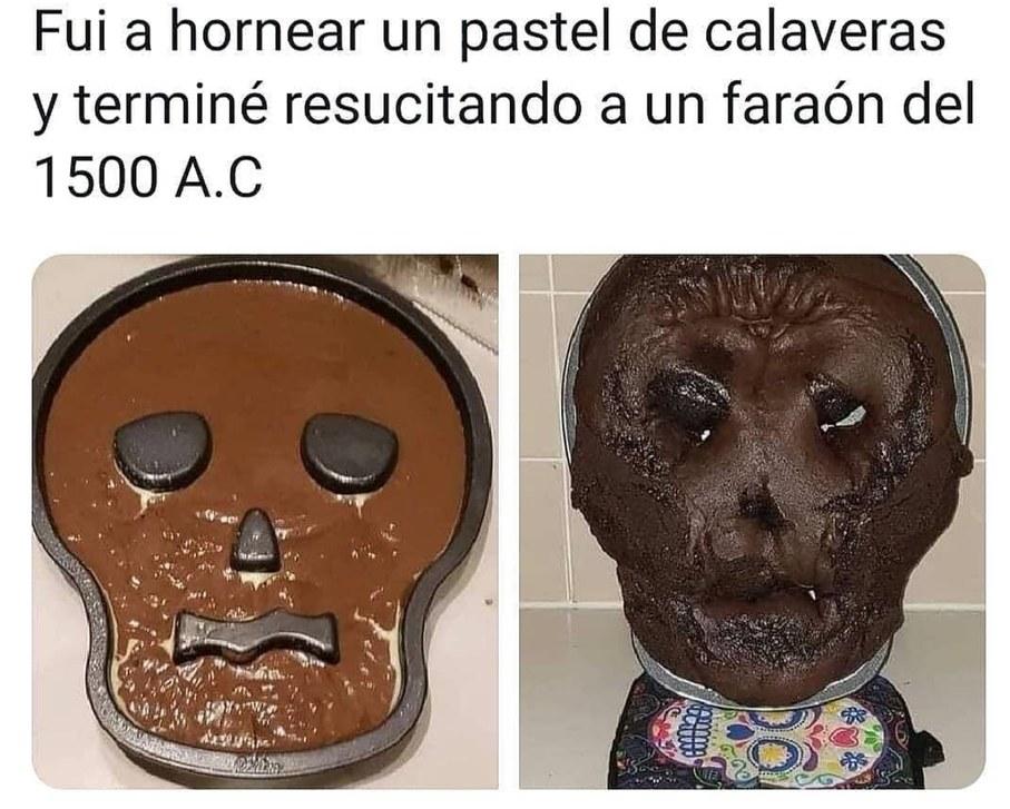 el faraon - meme