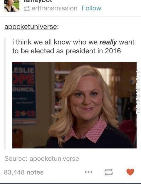 Knope 2016 - meme