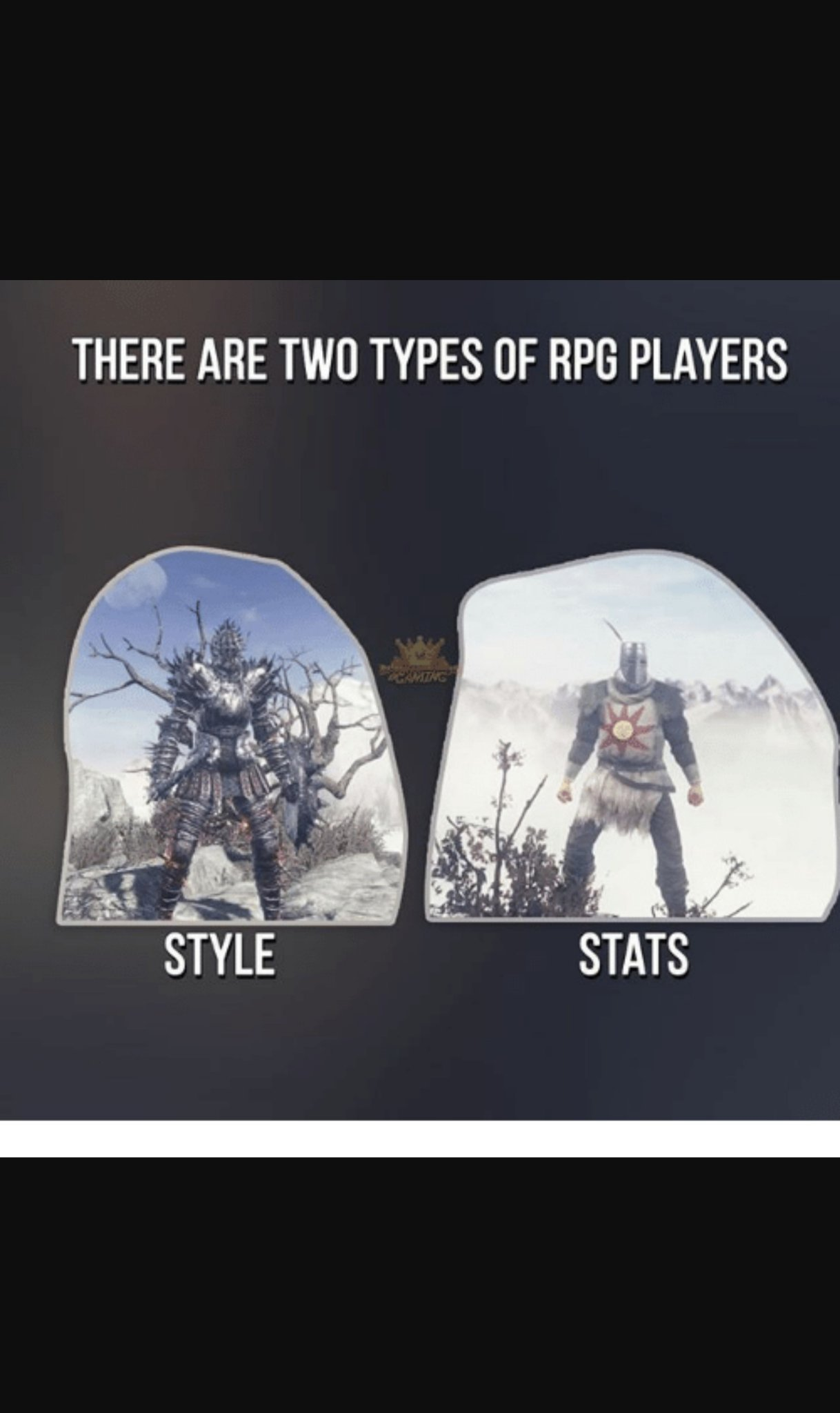 Which one are you?! - meme