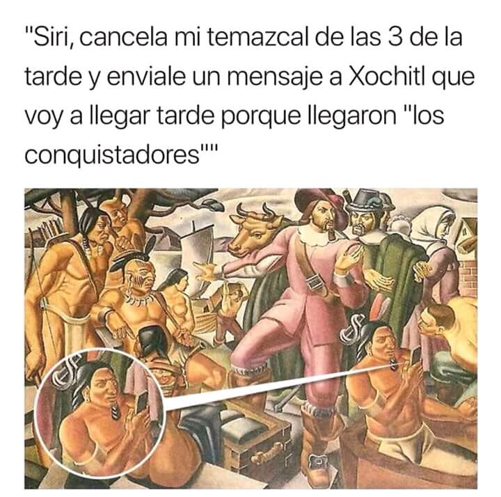 Cultura mexicana - meme