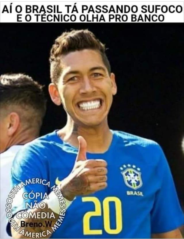 Vai Brasiliam  - meme
