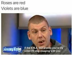 Roses are Red... - meme