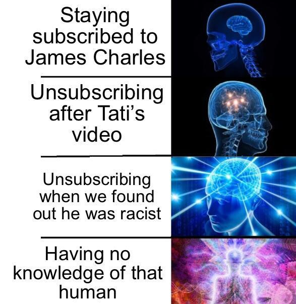 Who is James Charles? - meme