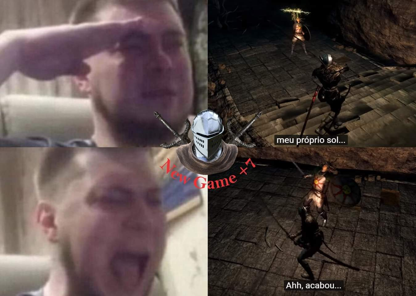 Peguei foi o set dele to nem aikkkkkkkkkk - meme