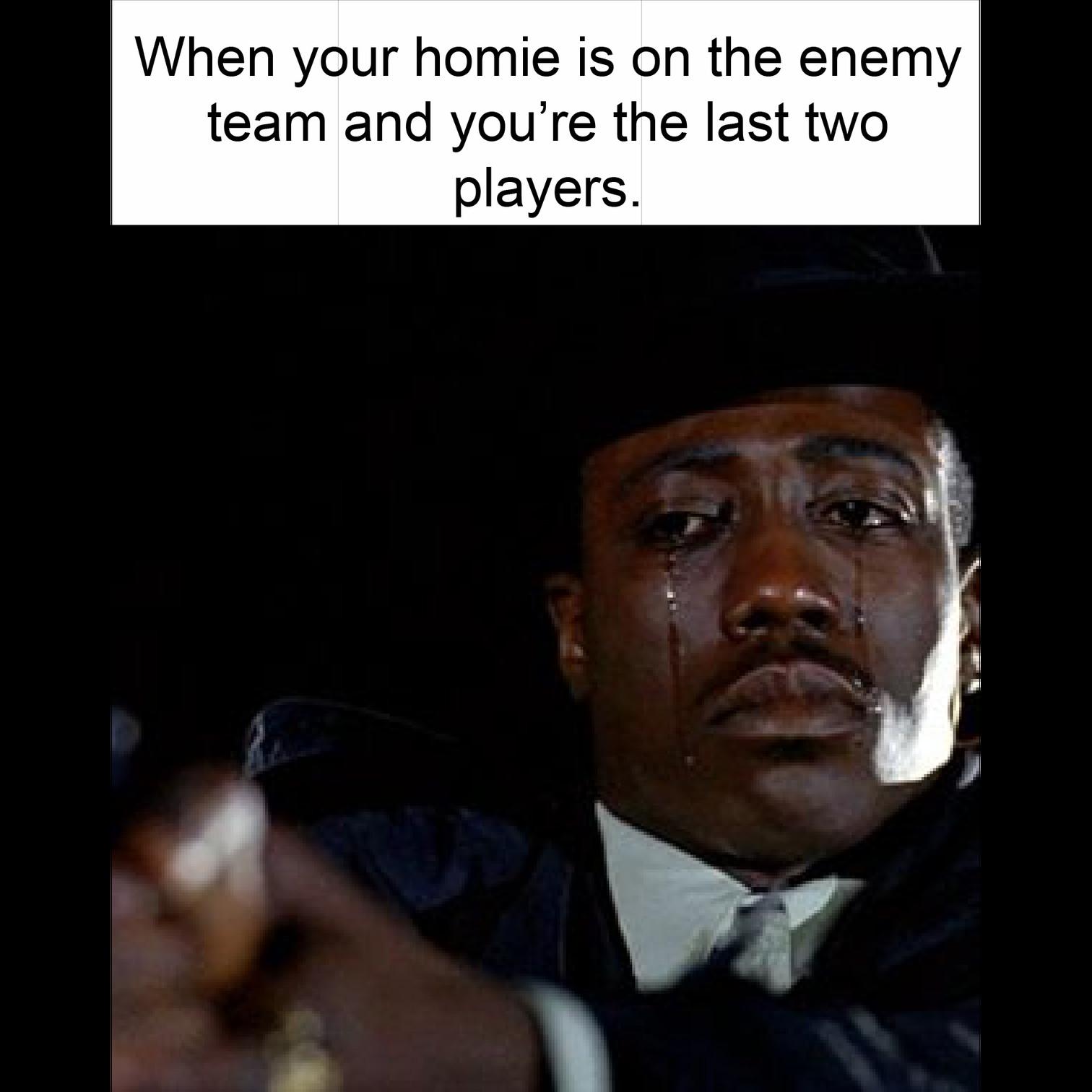 The Betrayal - meme