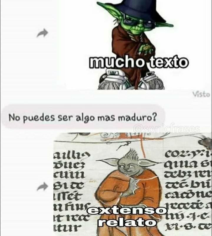 Madureza maxima - meme