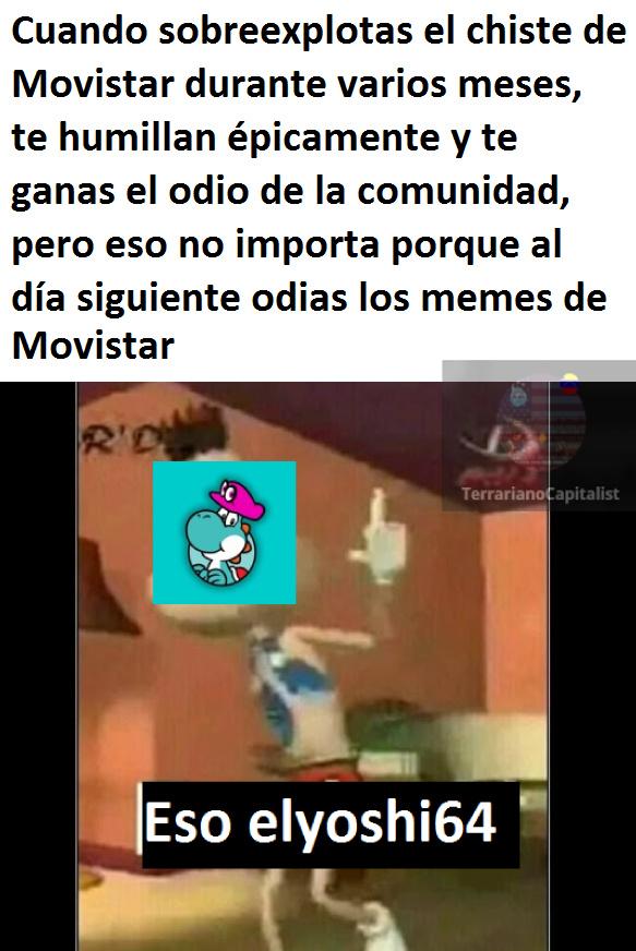 Eso eljoto69 - meme