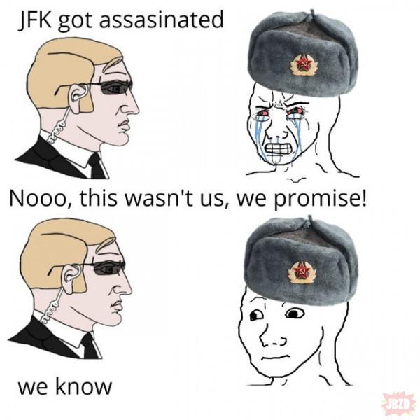 CIA at it again - meme