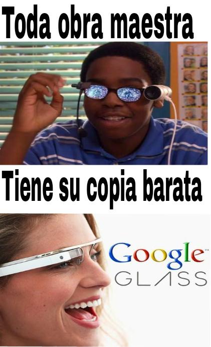 Guguel glass - meme