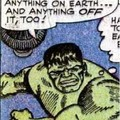 Hulk licks all!!!