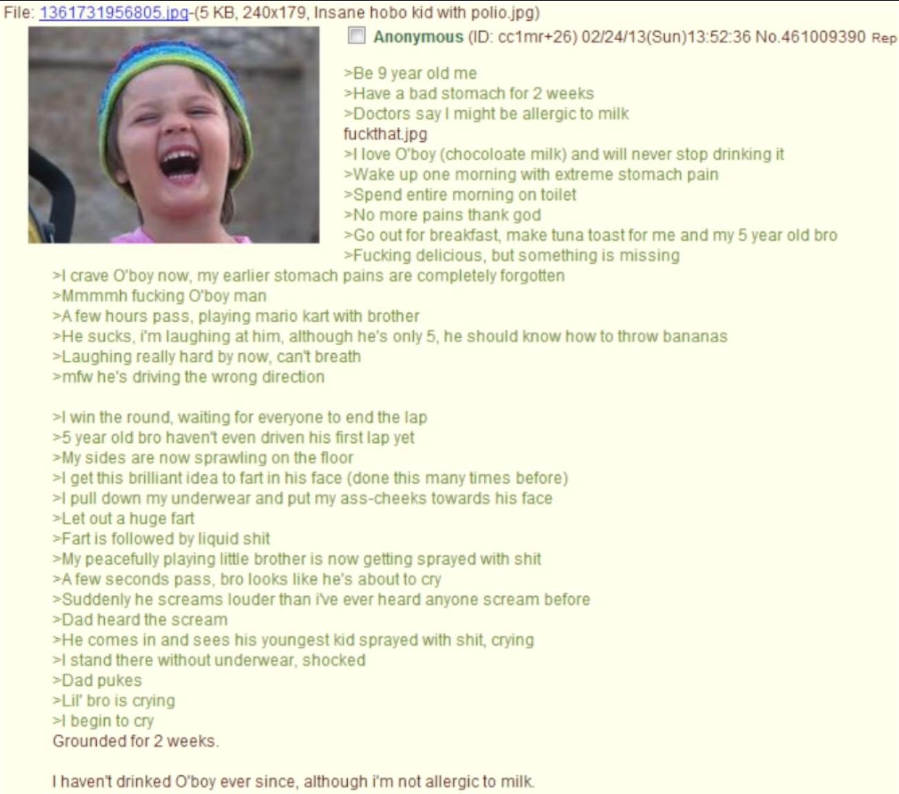 green text time - meme