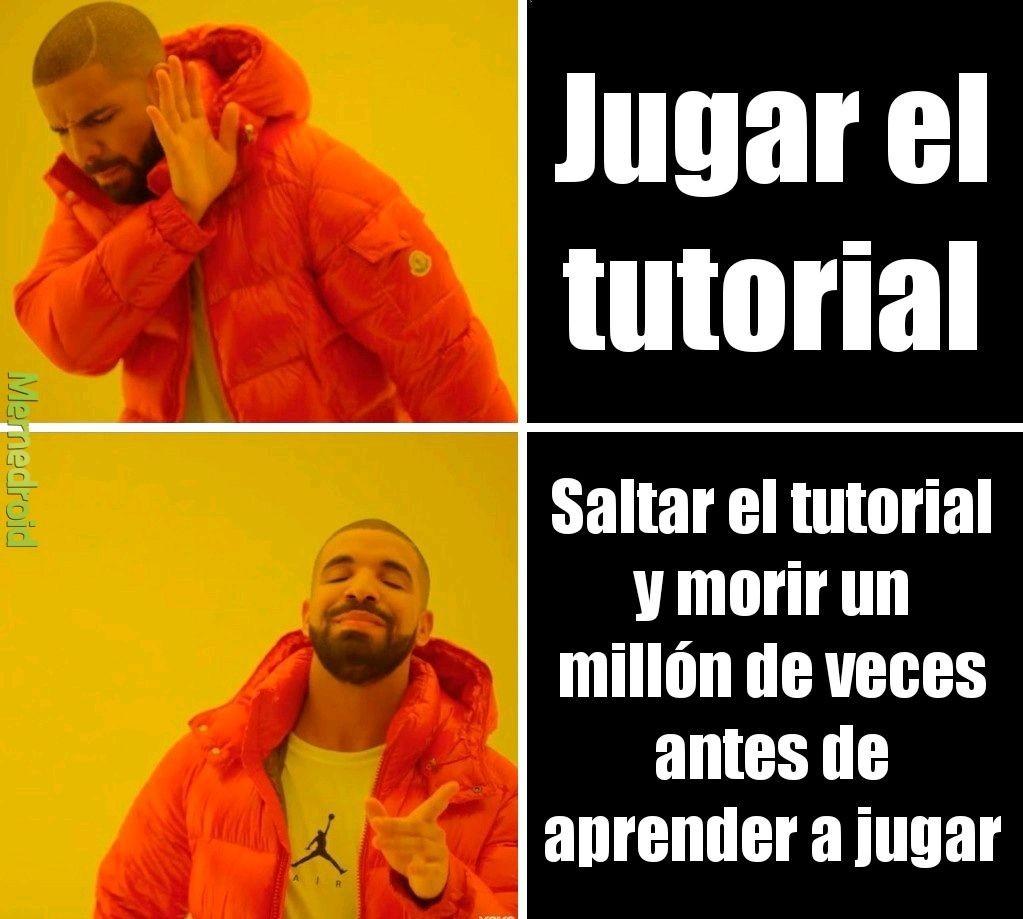 Tipico gamer - meme