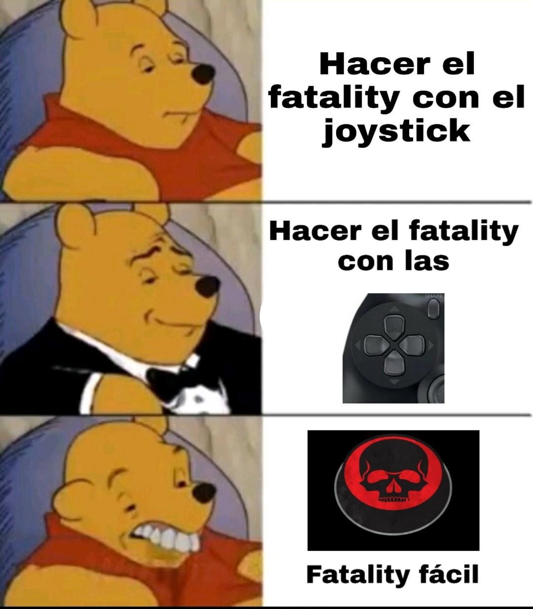 Mortal kombat - meme