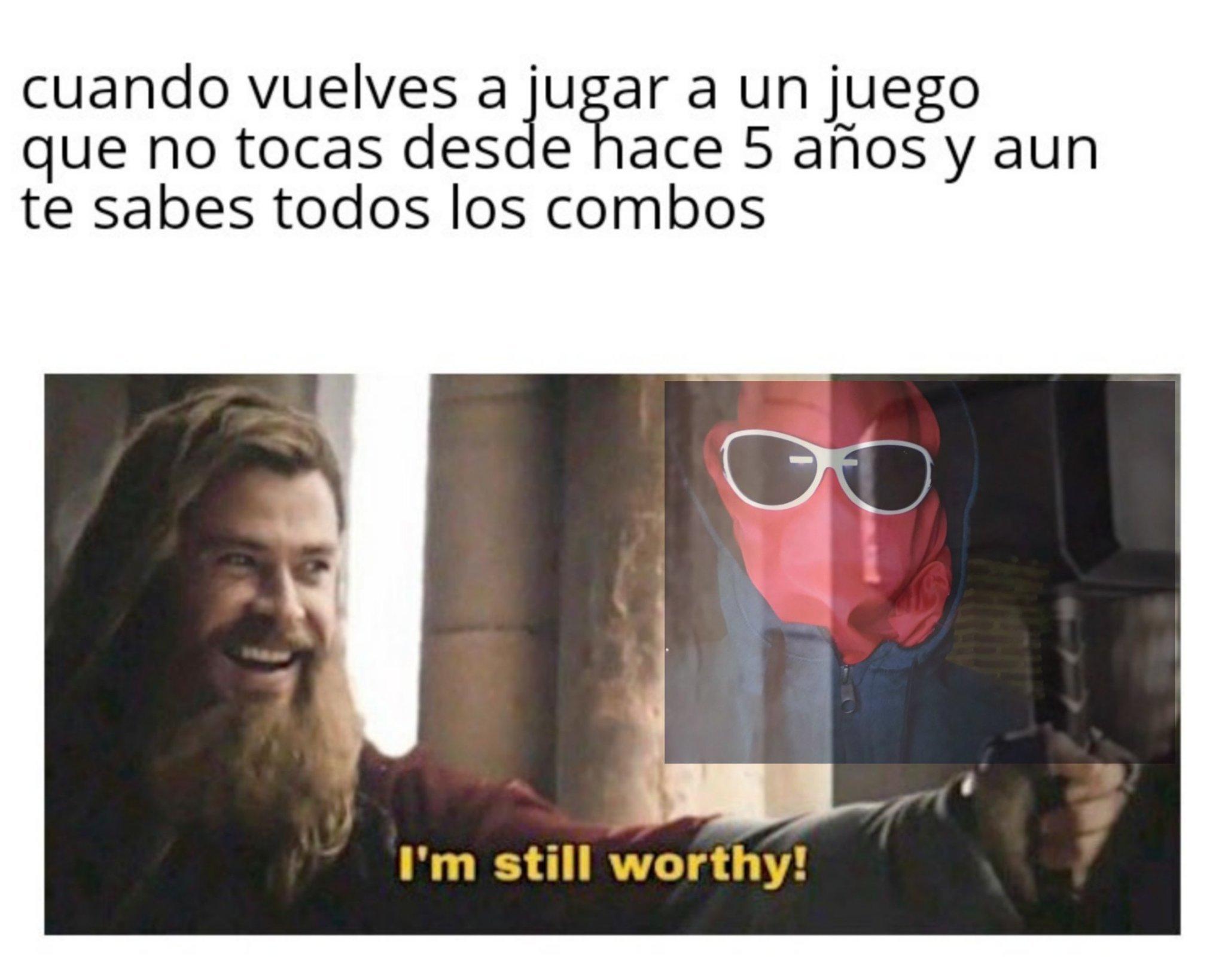 Ese poder es casi imposible de conseguir - meme