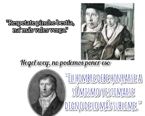 Ste Hegel - meme