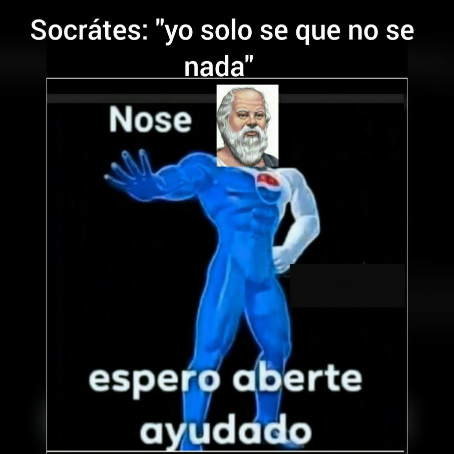 Socrátes - meme
