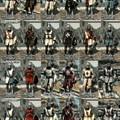 Todos los caballeros que participaron en las cruzadas