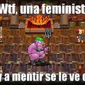 No me esperaba una feminista en el soda dungeon 2