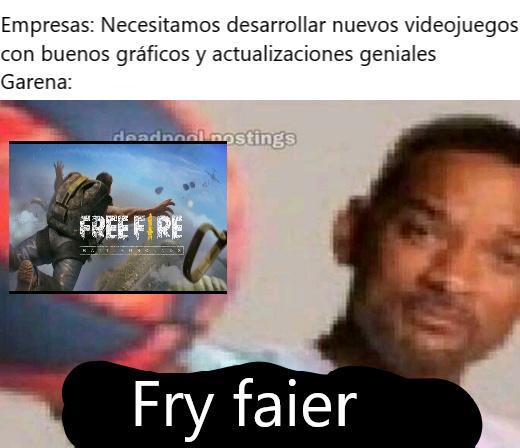 Garena - meme