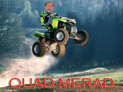 Le titre est parti au supercross - meme