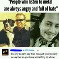 Metal fans here?