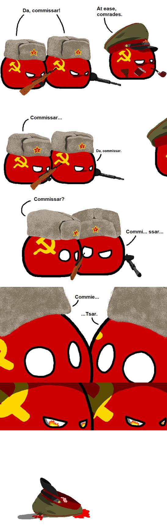 The tsar - meme