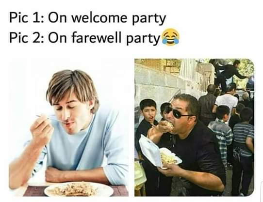 Food lovers will get it - meme