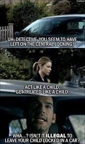 Don't Leave Your Kids in the Car - meme