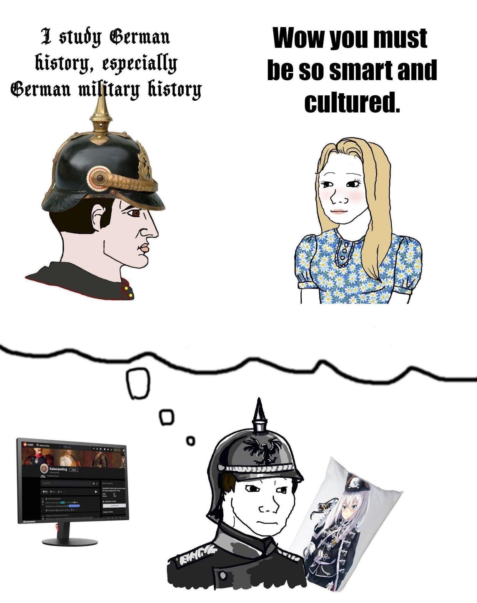 Enters /pol/ once - meme