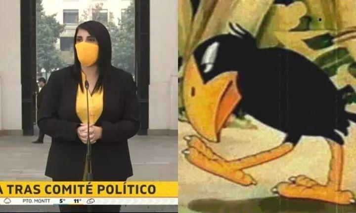 Políticos Chilenos - meme