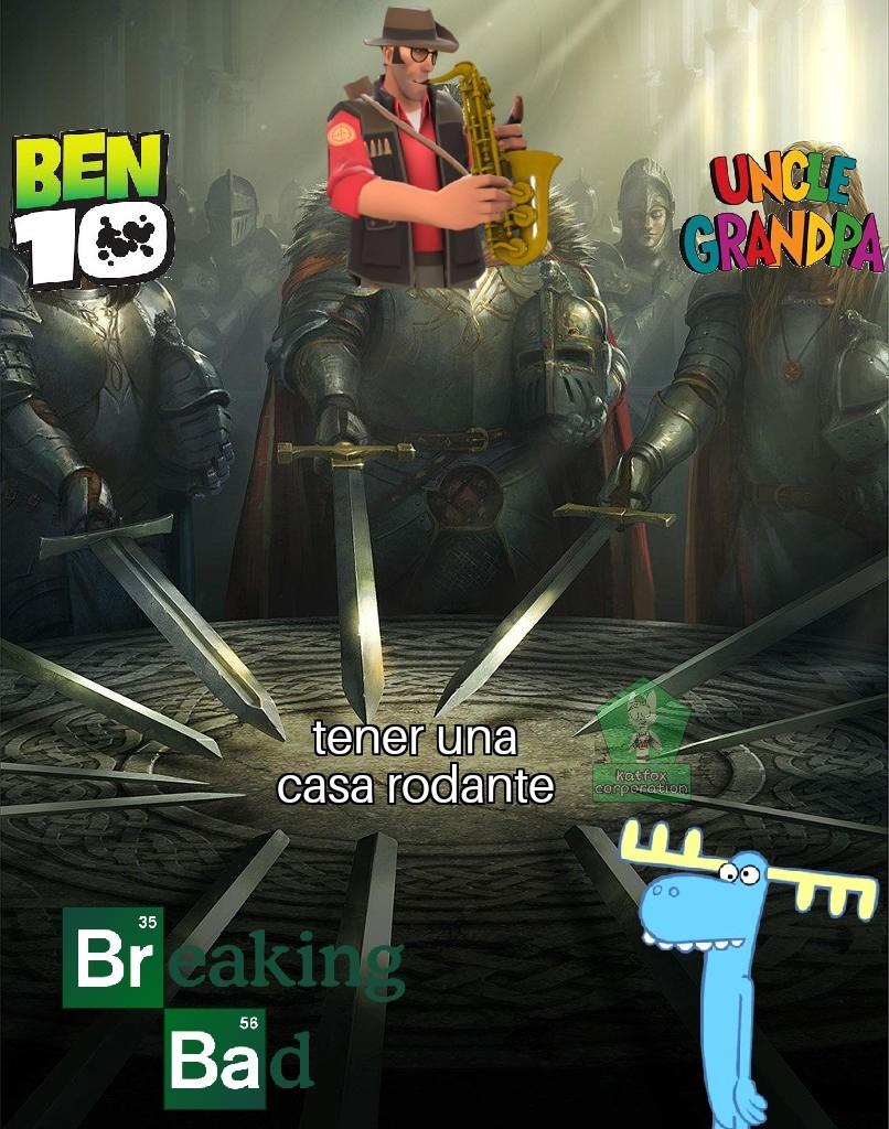 Awebo que cracks - meme