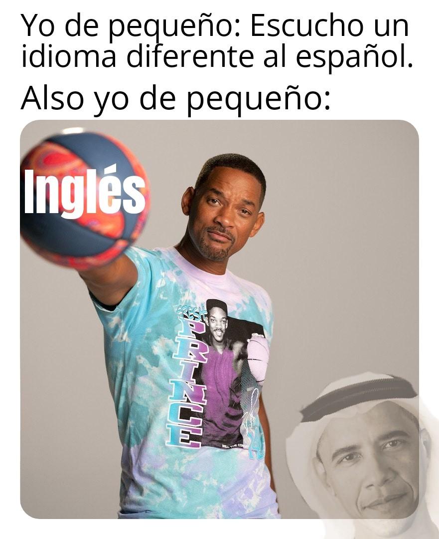 معكرونة = Inglés - meme