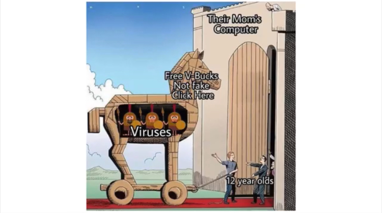 The Best Free Vbucks Memes Memedroid