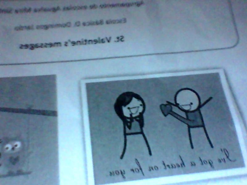 a minha professora de inglês tinha me dado isto há uns meses XDD - meme