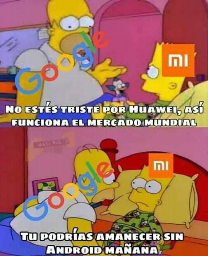 Por suerte tengo Alcatel - meme