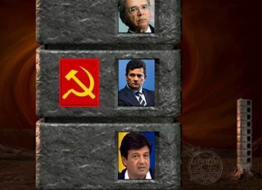 Bolsonaro vive em outro planeta - meme