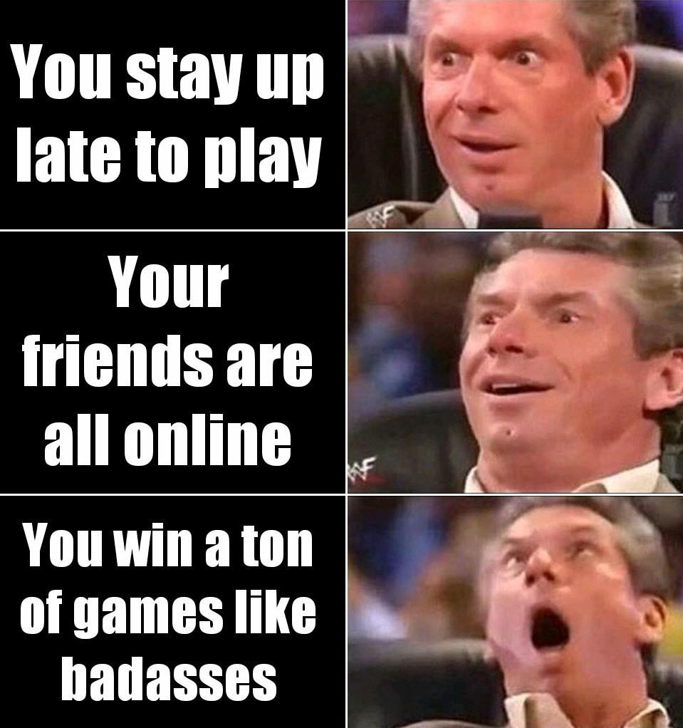 Insert gaming - meme